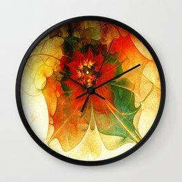 The Keepsake Wall Clock