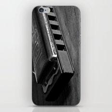 Black, White, & the Blues iPhone & iPod Skin