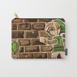 LOZ - A Link Between Worlds  Carry-All Pouch