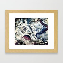 Astral Projection Framed Art Print