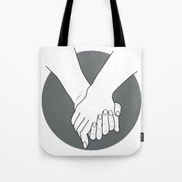 KEEP MY FAITH Tote Bag