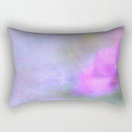 Navy peony 58 Rectangular Pillow