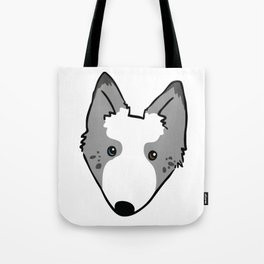 Jetpack the Dog Tote Bag