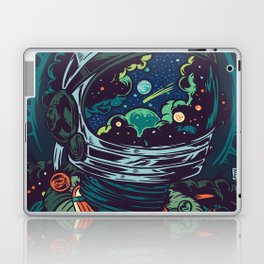 Center Of The Universe Laptop & iPad Skin