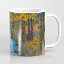 River of Change Coffee Mug