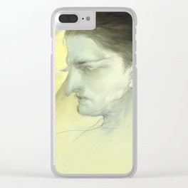 Werewolf Clear iPhone Case