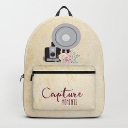 Capture moments #1 Backpack