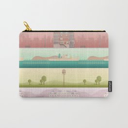 A Wes Anderson Collection Carry-All Pouch
