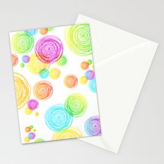 I'm Seeing Circles Stationery Cards