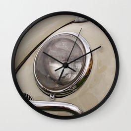 Vintage Car 5 Wall Clock