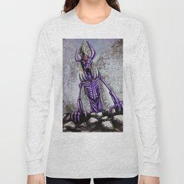 The horror of the deep Long Sleeve T-shirt