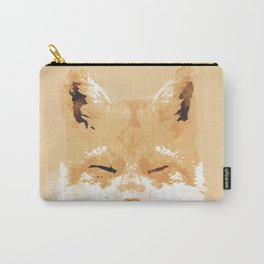 Smiling Fox Carry-All Pouch