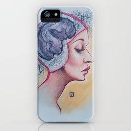 Brain Cramp iPhone Case