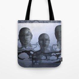 The Ancestors Watch Tote Bag