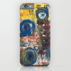 Abstract Nr. 2 iPhone 6s Slim Case
