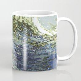 Ebb and Flow Ocean Waves Coffee Mug