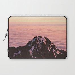 Mountain sunrise - A dreamy landscape Laptop Sleeve