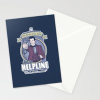 The Bells of Saint John Stationery Cards