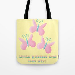 My Little Pony Friendship Is Magic Fluttershy Tote Bag
