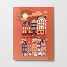 Amsterdam! Metal Print