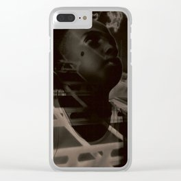 """""""The Ascension"""" Clear iPhone Case"""