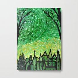 Emerald City Metal Print