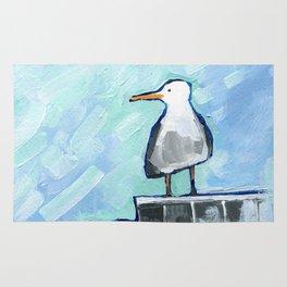 Skipper Seagull Rug