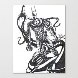 Beyond Inque Canvas Print