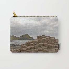 Giant's Causeway stones Carry-All Pouch