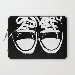 Those Classic Converse Sneakers. Laptop Sleeve