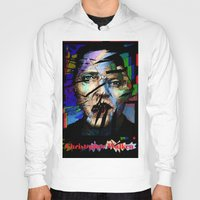 actor Hoodies featuring Christopher Walken. Cracked Actor. by brett66