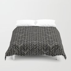 Ridges Duvet Cover