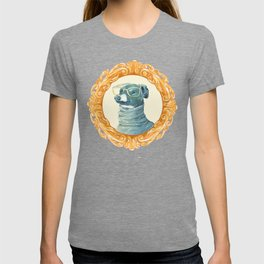 Iggy with glasses  T-shirt