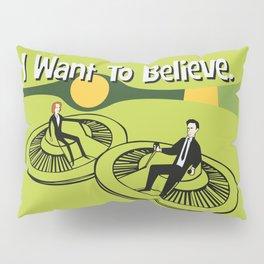 X-Saucers Pillow Sham