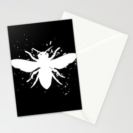 Bee - Graphic Fashion Stationery Cards