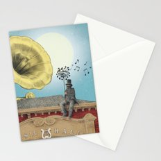 The Music Hall Stationery Cards