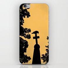 Catching Halloween iPhone & iPod Skin