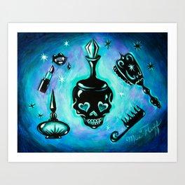 10d1b1d266667 Goth Art Art Prints