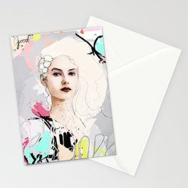 When your guilt turns into hope Stationery Cards