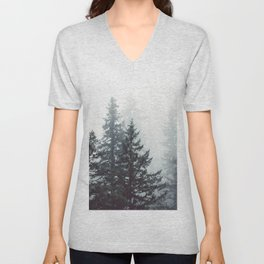 Deep in the Wild - Nature Photography Unisex V-Neck