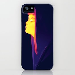 Infra-Red no.1 iPhone Case