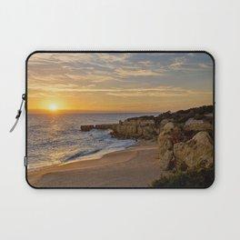 Algarve sunset, Portugal Laptop Sleeve