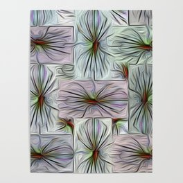 The Spider Flower Poster