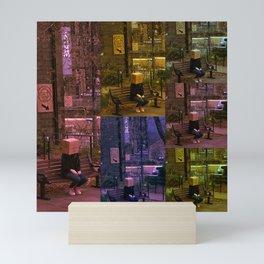 schrodingers box Mini Art Print
