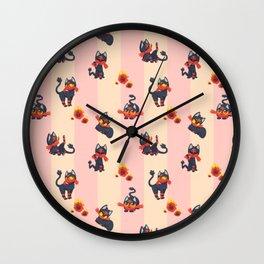 Littens Wall Clock