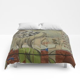 Breadcrumbs: Hansel and Gretel Comforters