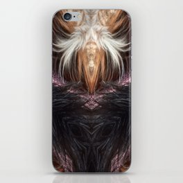 The Black Witch Is Back! iPhone Skin