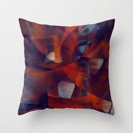 disquiet twenty seven (alma em tumulto) Throw Pillow