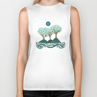 once upon a  time Biker Tanks featuring Once upon a time... by Viviana Gonzalez