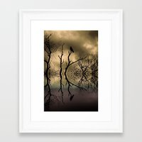 twilight Framed Art Prints featuring Twilight by Shalisa Photography